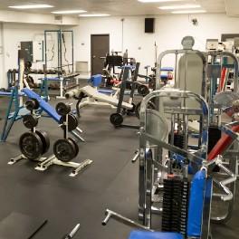 Gym & Health Club